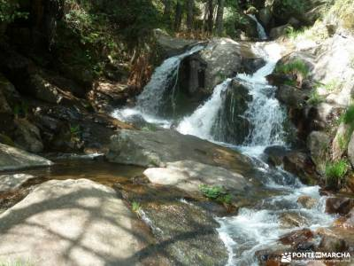 Cerezos flor_Valle del Jerte;senderismo por la rioja rutas de senderismo por la sierra de madrid fot
